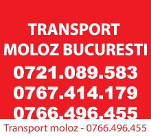 Transport moloz si gunoi